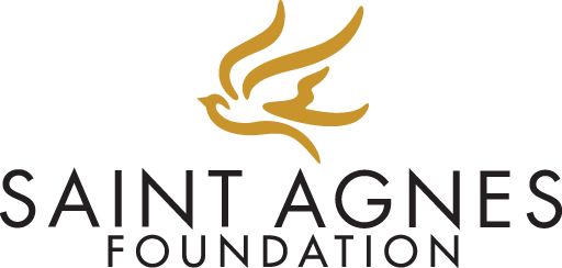 Saint Agnes Foundation Logo
